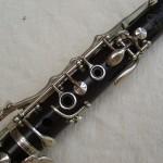 Clarinette restaurée