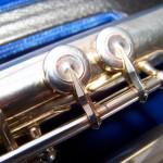 Restauration d'une flûte traversière
